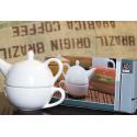 AD TREND tea pot