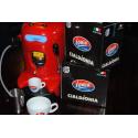 Rossana cappuccino/espresso machine + 100 pcs pods