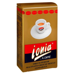 Ionia Oro 250 gr grounded espresso
