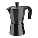 Moka Italiana Monix black  1 cup