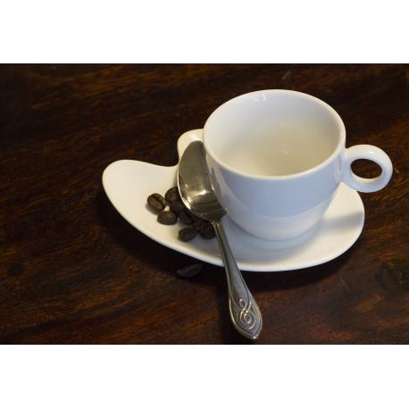 ESPRESSO CUP + PLATE TAVOLOZZA